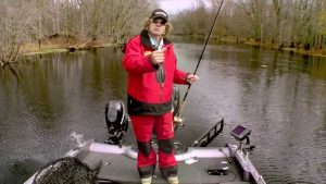 Use Long Rods for Muskies