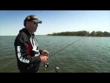 Casting for Reef Walleyes