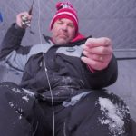 Mid Winter Walleye Fishing Equipment