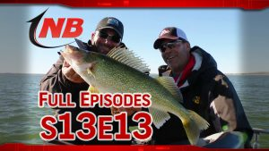 Shivering Walleyes on Lake Sakakawea (Season 13 Ep 13)