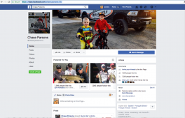 Latest Chase Parsons Feed