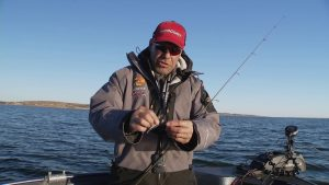 Keith Kavajecz Jig Set for Walleye Fishing