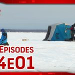 Season 14 Episode 1: Mille Lacs Ice Walleye