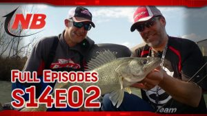 Season 14 Episode 2: Finding Springtime Detroit River Walleyes